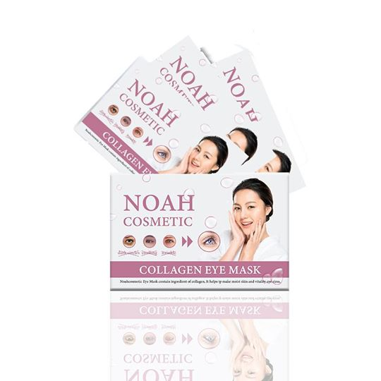 MẶT NẠ MẮT NOAH COSMETIC COLLAGEN EYE MASK